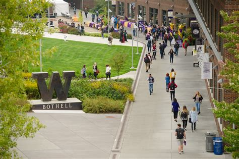 Univeristy Of Washington Bothell Mba by Welcoming Students Back September 2016 News Uw Bothell