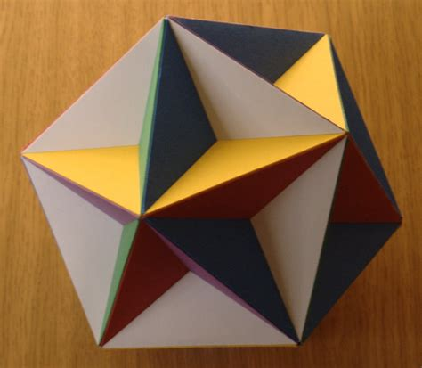 Paper Great Dodecahedron - the world s catalog of ideas
