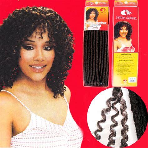 soft dreads hairstyle by kinky soft dread locks kinky braid nina softex kanekalon fiber