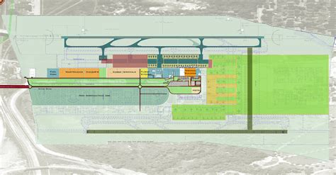 layout plan approval bangalore bial to build second terminal and runway at kia after it