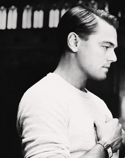 leonardo dicaprio gatsby hairstyle 20 best hot hairstyles for dudes images on pinterest