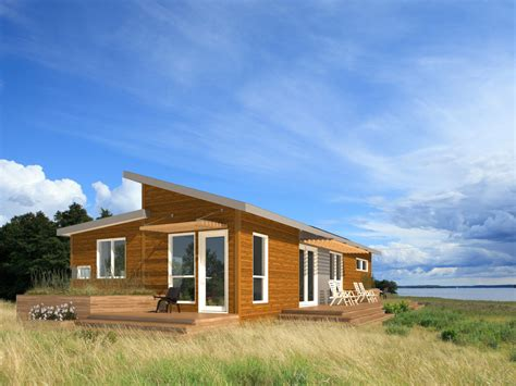 prefabricated house eco friendly prefab homes unfold the possibilities