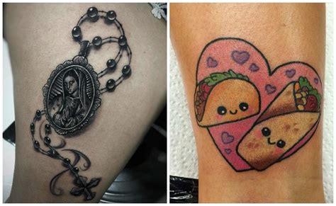 tatuajes de catrinas mexicanas santa muerte y otros