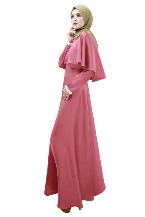 Wedding Dress Muslimah Simple by Simple Cotton Dress For Muslim Hijabiworld
