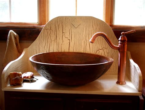 Cool Bathroom Sinks by Reader Submission Diy Vessel Sink Diy Del Ray