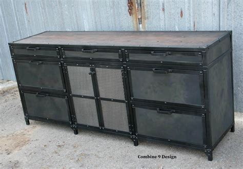 industrial style file cabinet buy a hand made vintage industrial file cabinet mid