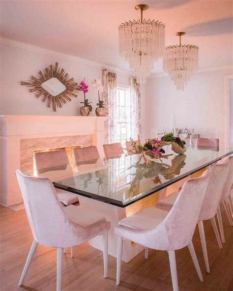 pink dining room chairs pink velvet dining room chairs chairs seating