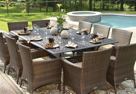 outdoor dining patio furniture shop now luxury outdoor furniture by open air lifestyles