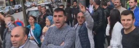 consolato italiano bruxelles bruxelles scontri con feriti davanti al consolato turco