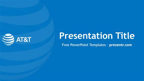 At T Powerpoint Template Preview Prezentr T Mobile Powerpoint Template