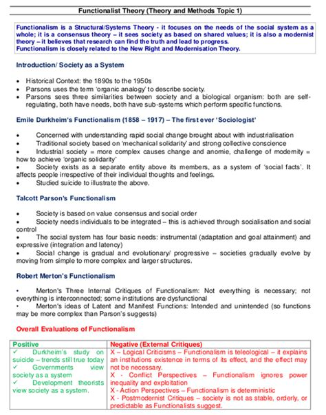 Functionalism Essay sociology functionalist essay collegeconsultants x fc2
