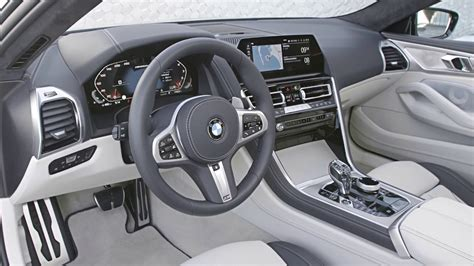 bmw  series gran coupe interior design youtube