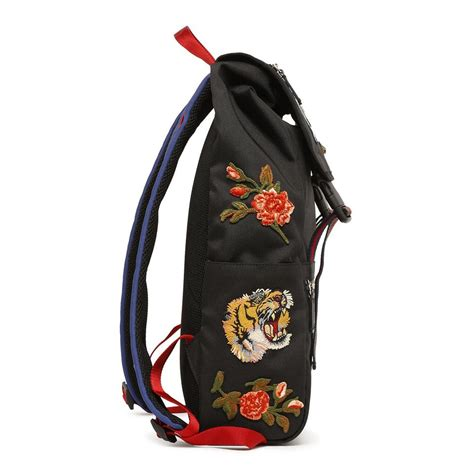 Garucci Bagpack Putih Kombinasi 2 gucci black canvas techpack backpack tradesy