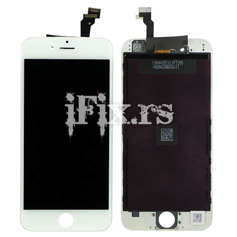 Lcd Dan Touchscreen Iphone 6 lcd za iphone 6 touchscreen dobra kopija