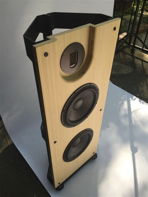 Supreme Sp 989 Active Speaker trio10 mundorf amt open baffle speakers pureaudioproject