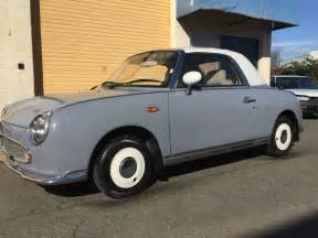 nissan coupe convertible nissan figaro convertible coupe for sale photos