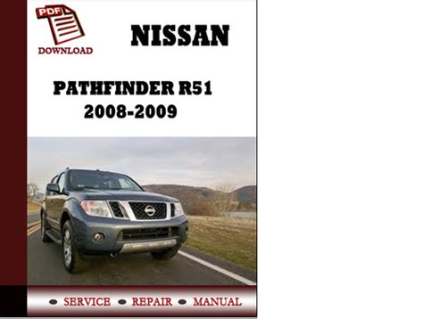 service manual 2009 nissan pathfinder manual free download service manual 2009 nissan