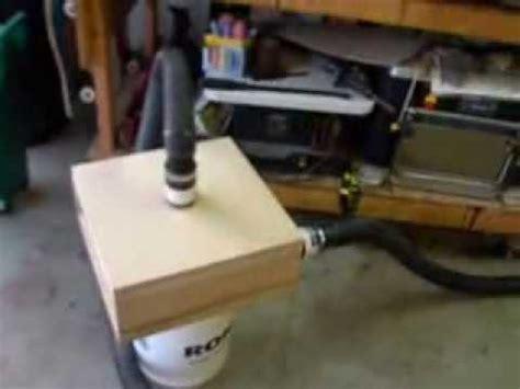 cyclone dust separator   shop vac