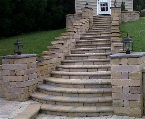 step design faa brick steps project gallery