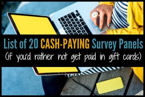 Online Job Surveys For Money - 20 ways to take online surveys for money