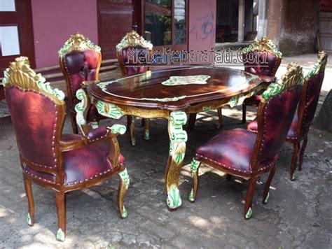 Meja Makan Ganesa pengrajin mebel jepara furniture ukir minimalis maret 2012