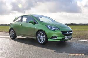 What Is The Difference Between Vauxhall And Opel New For 2015 Vauxhall Corsa Impressions 171 Petroleum