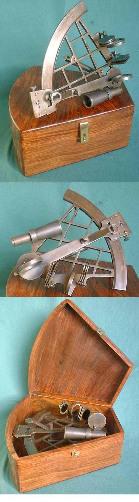 Messing Patina Entfernen by Gro 223 Er Marine Sextant M Patina Reproduktion