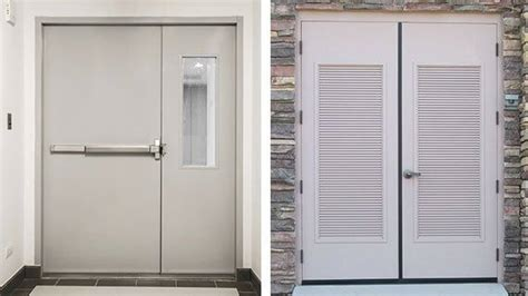 Commercial Steel Doors Hollow Metal Doors Fire Rated Doors Commercial Metal Doors Exterior