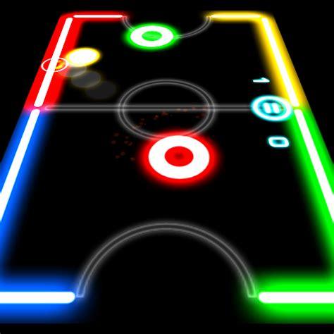 glow hockey 2 apk free glow hockey v1 2 19 arcade for android os