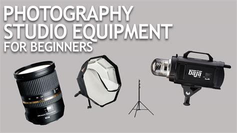 photography lighting equipment for beginners photography studio equipment for beginners the slanted lens