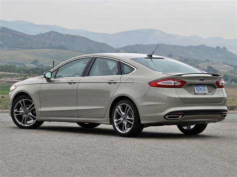 ford 2015 fusion 2015 ford fusion test drive review cargurus