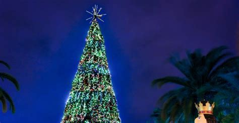 lake eola christmas lights eola tree show orlando fl dec 1 2017 5 45 pm