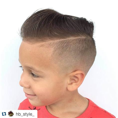 Comb Hairstyle For Boys by Comb Hairstyles For Boys Fade Haircut