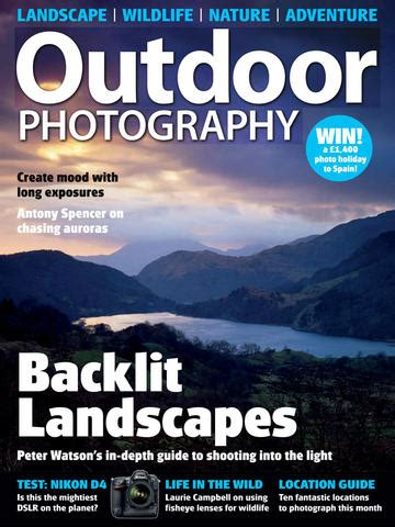 outdoor photography the leading magazine for landscape