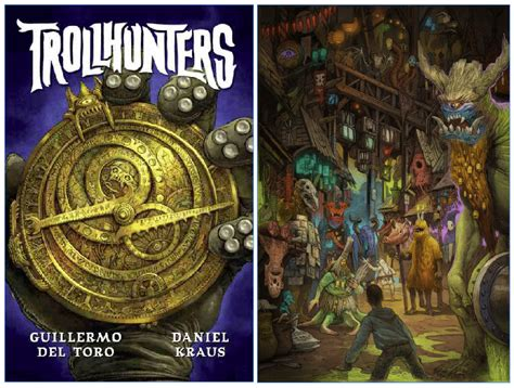 the adventure begins trollhunters books giveaway trollhunters top of the food chain geekdad