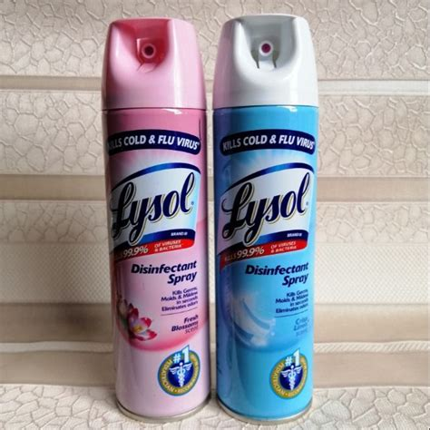 lysol disinfectant spray  shopee philippines