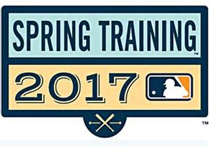 mlb announces the official spring training schedule, i get