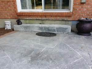 do it yourself concrete patio deck concrete patio doityourself community forums