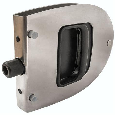 door latches stainless steel oval locking cabin door latch