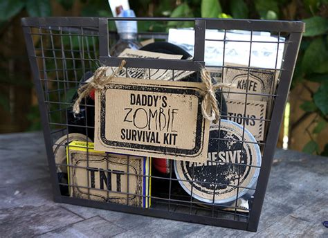 the walking dead gifts s survival kit s day gift and free