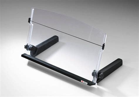 document stand for desk more convenient work with desktop document holder for typing