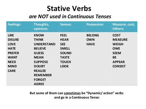 ferry verb ว ชาภาษาอ งกฤษ ม ธยมต น เร อง stative verbs เร ยนพ เศษ