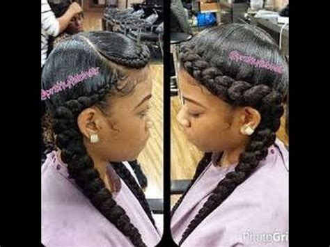 Black Hairstyles For Black Tutorials by Best Braids Hairstyles For Black Tutorial