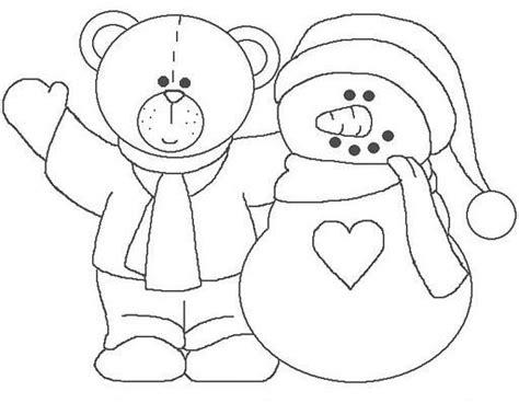 santa bear coloring page mickey santa claus coloring pages dibujos para colorear