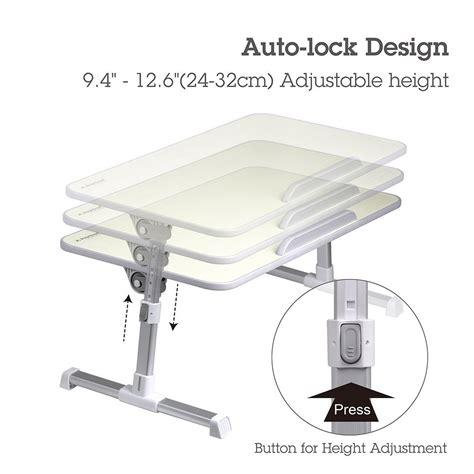 avantree quality adjustable laptop table galleon avantree quality adjustable laptop table