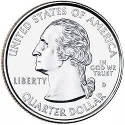 Every state had two different quarters minted one in philadelphia and