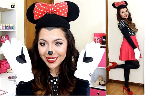 disfraz minnie mouse comprar disfraz minnie mouse de la disfraz y maquillaje de minnie mouse halloween