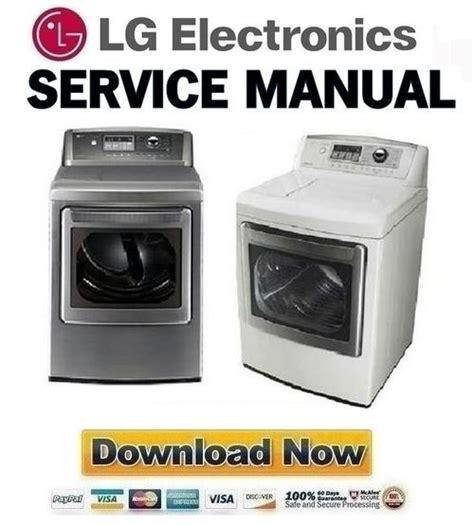 Lg Dlgx5102v Dlgx5102w Service Manual Amp Repair Guide