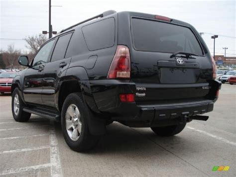 Toyota 4runner Limited 2005 Black 2005 Toyota 4runner Limited Exterior Photo 46751655