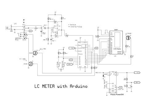 measure inductance with avr arduino pwillard